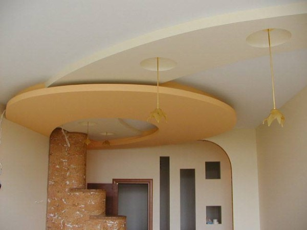 Вот он многоуровневый потолок.