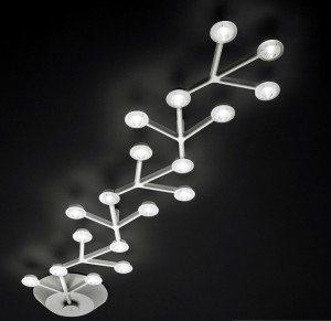 Led светильники стали излюбленным средством дизайна при оформлении комнат, офисов, рекламных объектов.