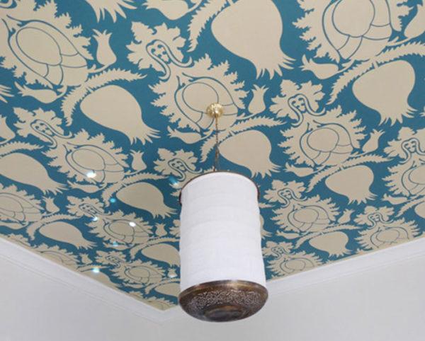 Вы не представляете, как легко можно преобразить потолок в любом помещении