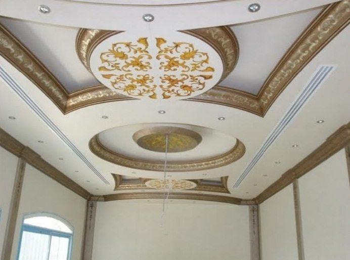 высота гипсокартонного потолка