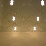 Зеркальный пластиковый потолок
