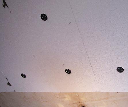 Звукоизоляционные потолки без подвесного каркаса