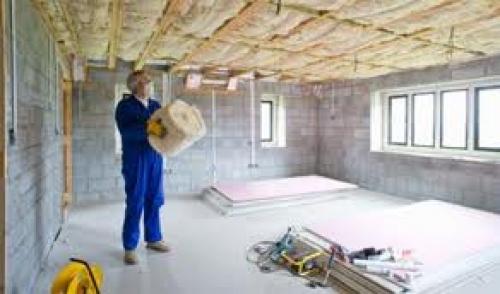 Звукоизоляция стен и потолков минеральной ватой спасет вас от холода и шума